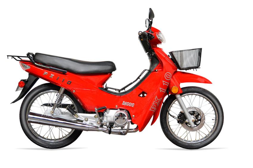 Baccio PX 110 F - Delcar