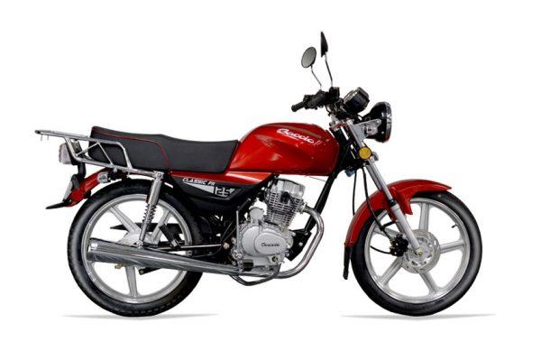 Baccio CLASSIC 125 II - Delcar