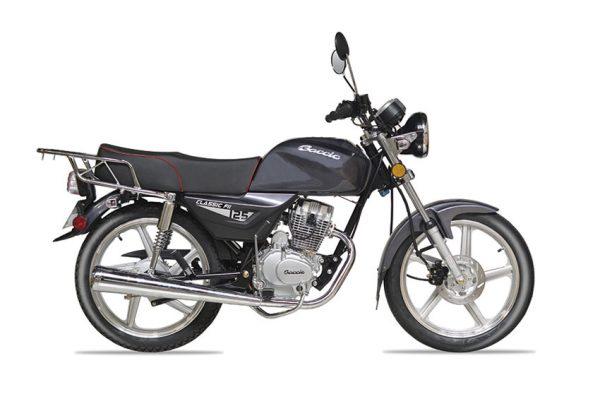 Baccio CLASSIC 125 RETRO - Delcar