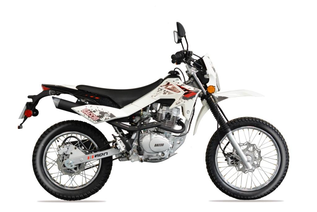 Baccio X3M 125 - Delcar