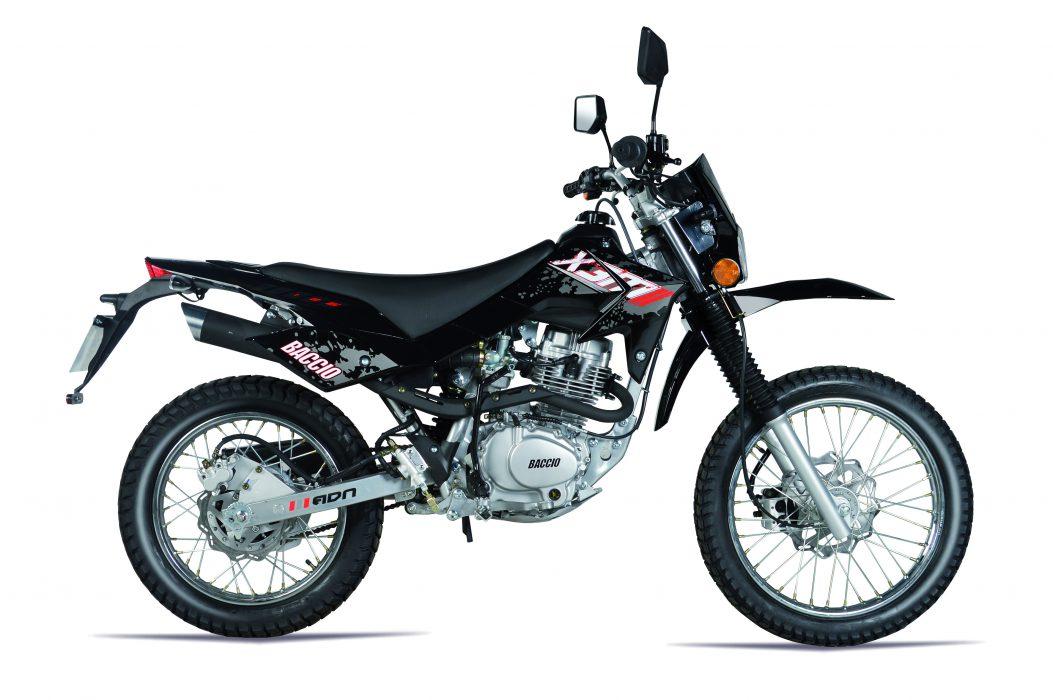 Baccio X3M 125 II - Delcar