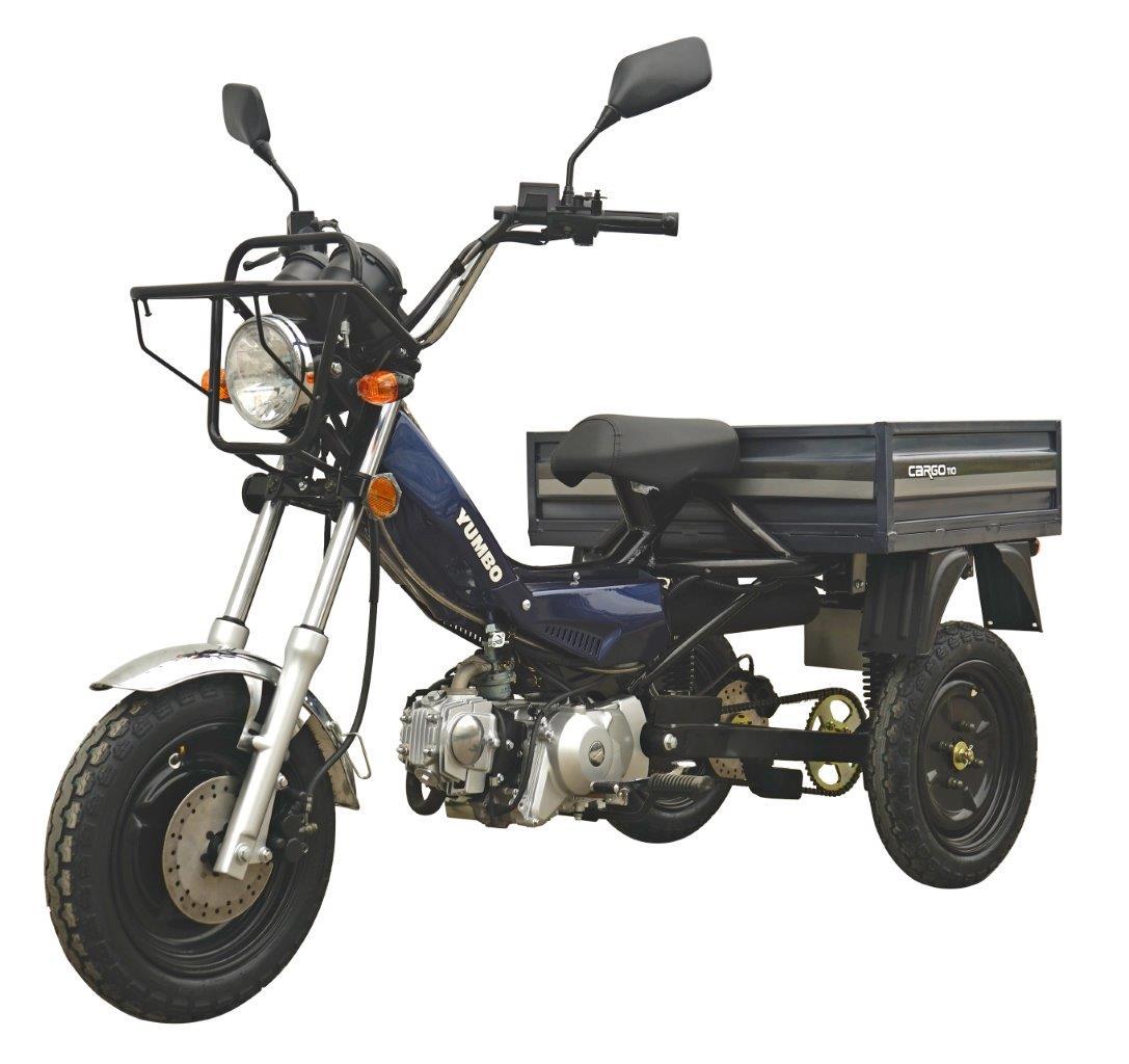 Cuatriciclo Yumbo 4track 125cc - U$S 700 en Mercado Libre