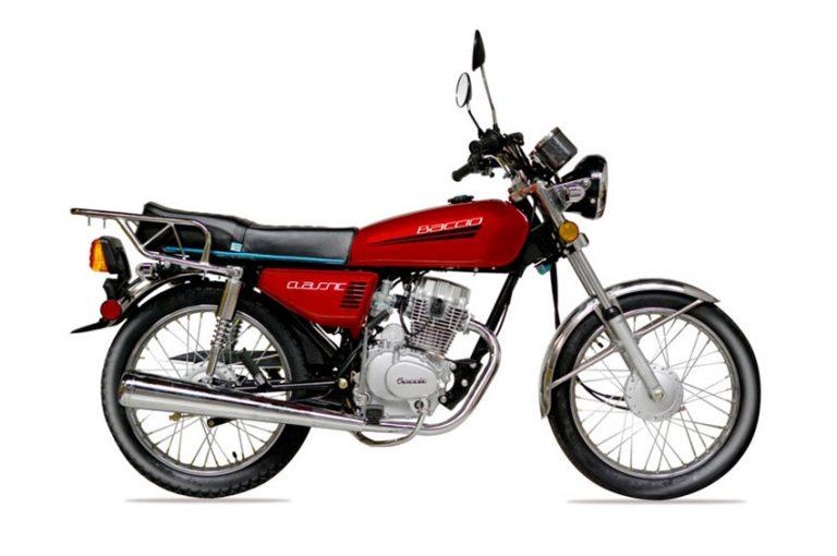 Baccio CLASSIC 125 - Delcar