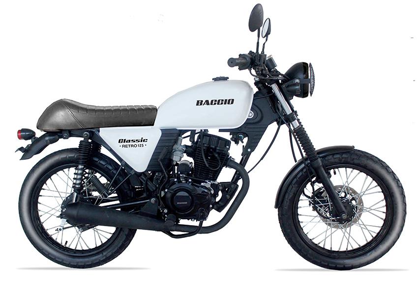 Baccio TRX 125 - Delcar