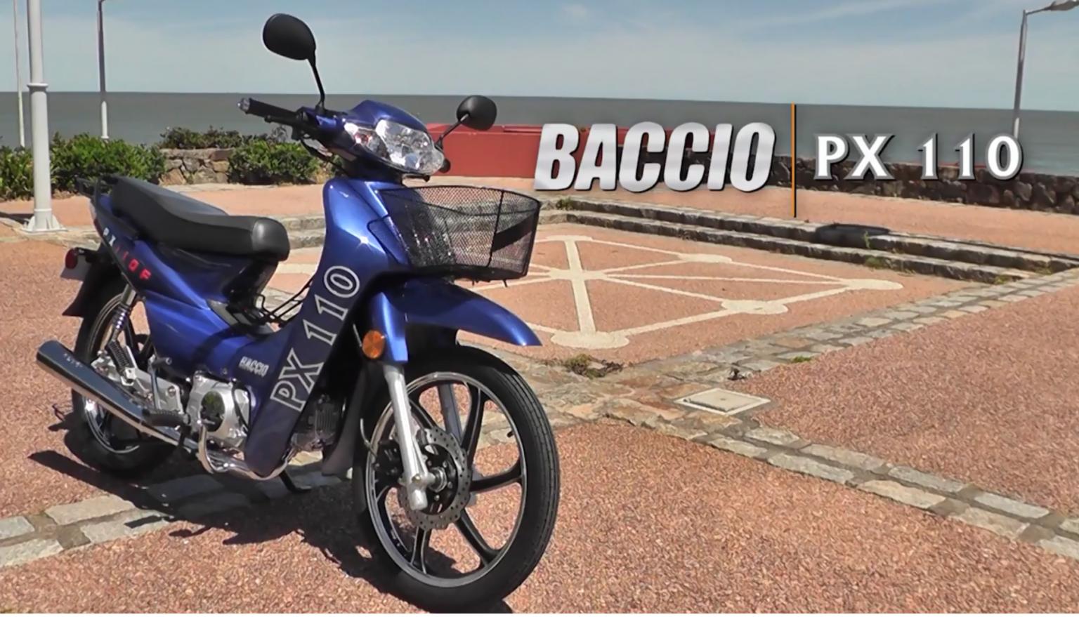 Baccio PX 110 F RAYOS - Delcar